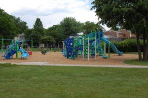 New Sheffield Playground