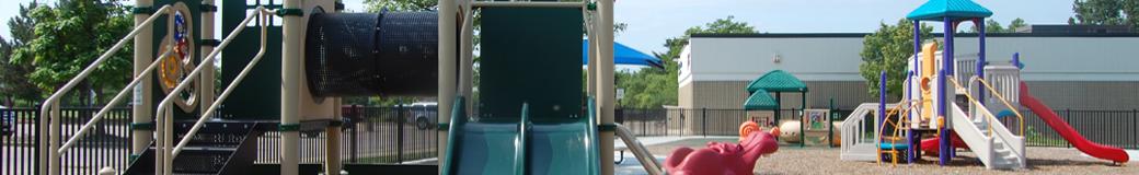 Willow Recreation Center Banner