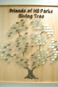 Giving Tree Friends of HE Parks Foundation