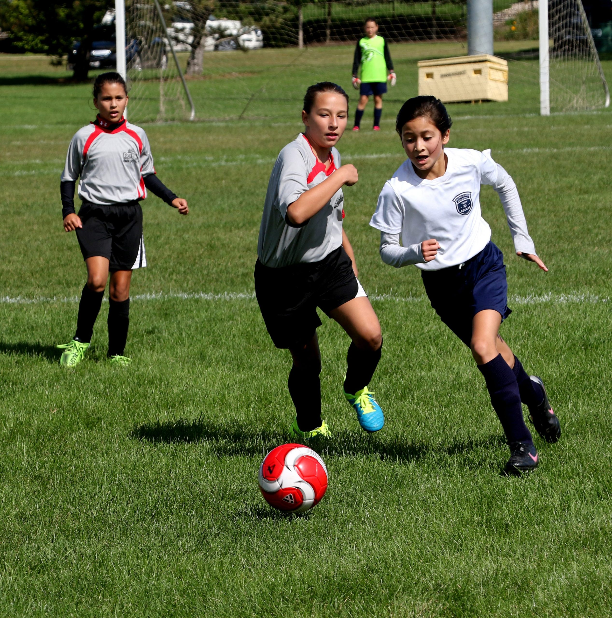 Fall Youth Soccer programs will run in the fall